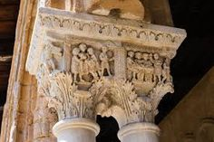 Znalezione obrazy dla zapytania Monreale, Sizilien. Kreuzgang Säulen Big Top, Sicily