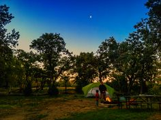 AFAR.com Highlight: Camping at Illinois Beach State Park by Beth McDonald