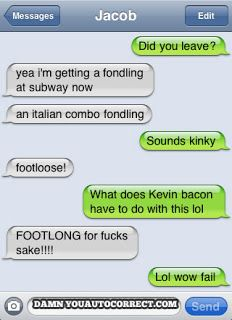The Web Babbler: Funny Texts #70
