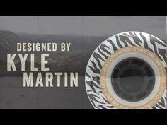 #Landyachtz #Longboards - KM #FSU #Hawgs #video - Kyle Martin reinvents the wheel