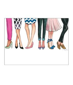 To Each Her Own (cards) by Inslee
