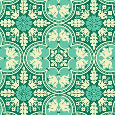 Notting Hill: Aquamarine - Quilting & Fashion Weight | joeldewberry