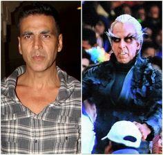 Doesn't miss Akshay Kumar's scary mad scientist look from Rajinikanth's 2.0 : MagnaMags