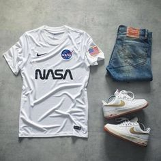 Dope NASA Jersey from @TheConceptClub ⚽ Grid by: @Raph_Is_A_Joke