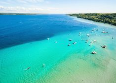 Dunes or cliffs, cruise or beach, casting a line or diving into the depths (yep, we're talking scuba). Whatever floats your boat, the Midwest has you covered. Torch Lake, Float Your Boat, Small Lake, Michigan Travel, Boat Tours, Lake Superior, White Sand Beach, Great Lakes, Rock Climbing