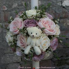 Flower Diy, Diy Flowers, Palm Sunday, Candels, Christening, Floral Wreath, Easter, Victoria, Wreaths