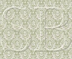 Miniature Wallpapers and Fabrics - Eugenie