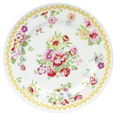 Set of 4 Cranham Side Plates Cath Kidson
