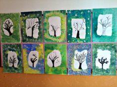 Tvoříme s dětmi: Jarní strom