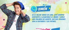 simon es el mejor amigo de luna sus 2 poderes es el patinaje y tocar guitarra