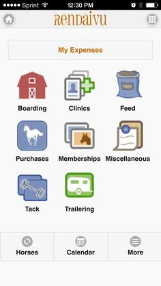 A Review of Five Horse Management Apps - Find out which were must-haves, and which were total duds!