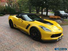 2015 Chevrolet Corvette Z06 Convertible 2-Door #chevrolet #corvette #forsale #unitedstates