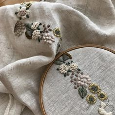 how to do french knots embroidery No photo description available. Love the placement french knots in cross stitch Embroidery by kasia jacquot French Knot Embroidery, Hand Embroidery Flowers, Crewel Embroidery Kits, Couture Embroidery, Flower Embroidery Designs, Simple Embroidery, Hand Embroidery Patterns, Ribbon Embroidery, Hand Embroidery Projects