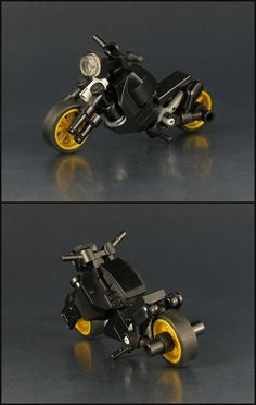 """""""Midnight Cruiser"""" by mondayn00dle: Pimped from Flickr"""
