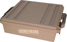 "MTM ACR5-72 Ammo Crate Utility Box with 4.5"" Deep, Medium, Dark Earth MTM http://www.amazon.com/dp/B00T4XL2MO/ref=cm_sw_r_pi_dp_0edIvb0V31P77"