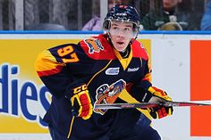 Connor McDavid of the Erie Otters, so interested to see what becomes of him