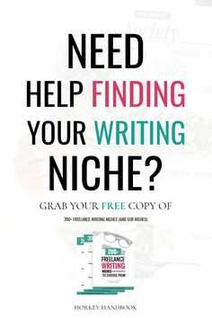 Want to become a freelance writer, but don't know what to write about? Check out this list of 200+ freelance writing niches you can choose from today! Perfect for beginners and bound to get you inspired with writing topics + ideas! Click through to get yo