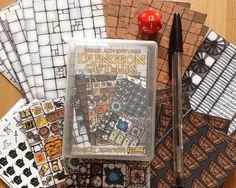 Edición de bolsillo de tinta aventuras Dungeon Cut-Ups