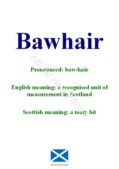Image result for scottish sayings scottish pinterest scottish sayings and what they mean on paper m4hsunfo