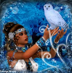 native american fantasy pictures | Native American Owl Pictures, Images & Photos | Photobucket