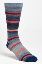 Marcoliani 'Delave' Stripe Socks