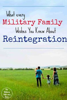 A behind the scenes look at the military family reintegration post deployment, sharing what it's like to learn to be a family all over again.