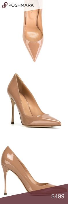 e3a9c3a5f Sergio Rossi Nude Point Toe Pump NIB Nude Sergio Rossi Pumps Sergio Rossi  Shoes Heels Fashion