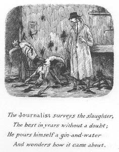 Gorey's Journalist