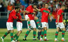 Il Portogallo fa sul serio: valanga di gol