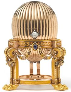 The Third Imperial Egg Carl Fabrege 1887 and 1895