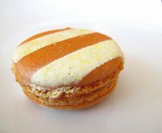 Pâtisserie Fauchon Paris - Macaron abricot