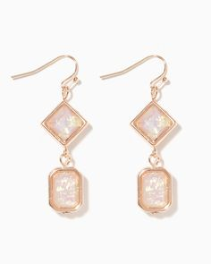 charming charlie | Leena Dangle Earrings #charmingcharlie