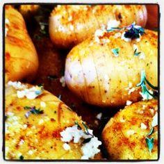 La pomme de terre chic au four #siropderue
