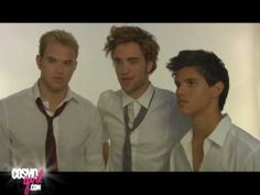 The Guys of Twilight - Behind the Scenes