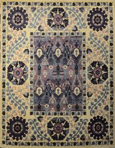 Dover Rugs – 151158 Description: Hand knotted in Pakistan