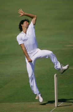 THE MOST FAMOUS KHAN IN CRICKET: In his last 10 years of international cricket he played 51 Tests, averaging a sensational 50 with the bat and 19 with the ball. Imran Khan, arguably Pakistan's greatest cricketer ever, was born on this day (25th November) in 1952. You can read more about this regal player by clicking on the picture.