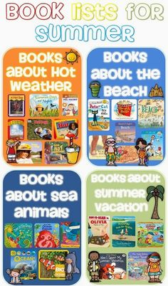 Books Lists for Summer