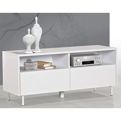 City TV Unit by Huali. Get it now or find more TV Units at Temple & Webster. Online Furniture, Home Furniture, Furniture Design, Tv Unit Online, Corner Office, Office Tv, Steel Cabinet, Tv Unit Design, Commercial Furniture