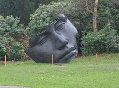 sculpture   Cultural Landscape: Yorkshire Sculpture Park - Orble