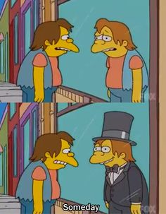Poor Nelson/the simpsons