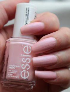Essie Cashmere matte