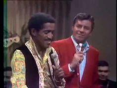Sammy Davis, Jr., Bill Cosby, Hugh Hefner, and Jerry Lewis