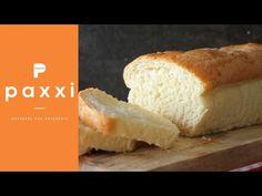 Ψωμί του τοστ   Πρωινά   Paxxi (C210) - YouTube Cornbread, Cookies, Ethnic Recipes, Breads, Youtube, Food, Millet Bread, Crack Crackers, Bread Rolls