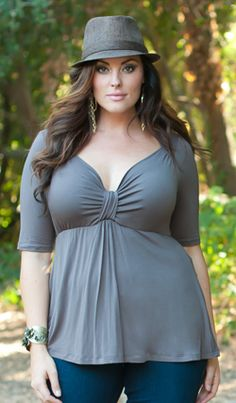 Love Ya Sweetheart Top - Plus Size Clothing Canada