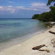 Top 10 Exotic Beach Destinations | West Snake Caye, Port of Honduras | CoastalLiving.com
