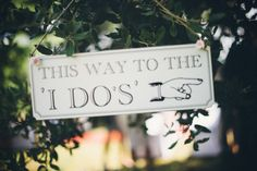 Tree decorations on the way to the ceremony area! © Susie Lawrence Photography #luxuryweddingsfrance #frenchweddings #rusticweddings #rustic #weddingideas #weddingsabroad #bellevue #southwestfranceweddings #love #marriage #weddings #countrysidewedding #summerwedding #susielawrence #sign #thiswaytotheidos #julywedding
