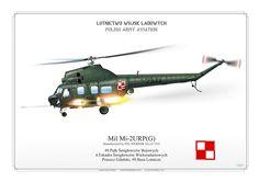 Polish Army Aviation . Lotnictwo Wojsk Ladowych49.Pułk Śmigłowców Bojowych 4.Eskadra Śmigłowców Wielozadaniowych Pruszcz Gdañski, 49.Baza Lotnicza