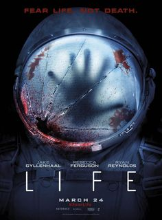 Trailers, clips, featurettes, images and posters for the sci-fi horror LIFE starring Jake Gyllenhaal, Ryan Reynolds and Rebecca Ferguson. New Movies, Movies To Watch, Movies Online, Movies Free, Hindi Movies, Rebecca Ferguson, Baby Driver, Ryan Reynolds, Life Movie 2017