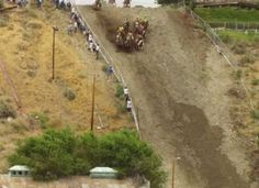 Petition to sign and share. 12 28 2012. Put an End to 'The Deadliest Horse Race in the World'  BY KRISTIN HARKNESS   Target: Mayor of Omak Cindy Gagne  Goal:Put an end to the race that forces horses toplunge blindly down a 210-foot near cliff into a river.