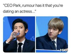 Lol their expressions tho